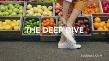 Bombas No Show Socks TV Spot, 'We Fixed No Show Socks' - Thumbnail 4