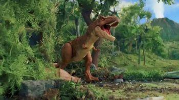 Jurassic World Thrash 'N Throw T-Rex TV Spot, 'Earth Shaking' - Thumbnail 5