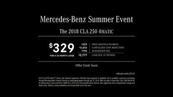Mercedes-Benz Summer Event TV Spot, 'Parting' [T2] - Thumbnail 9