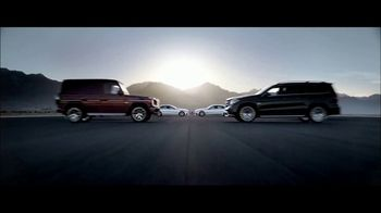 Mercedes-Benz Summer Event TV Spot, 'Parting' [T2] - 9 commercial airings