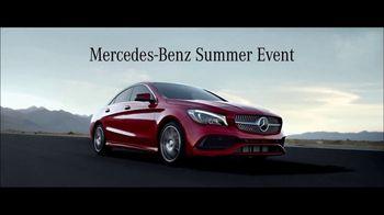 Mercedes-Benz Summer Event TV Spot, 'Parting' [T2] - Thumbnail 8