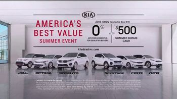 Kia America's Best Value Summer Event TV Spot, 'Soft Sell' - Thumbnail 6