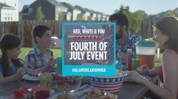 Sears Fourth of July Event TV Spot, 'Electrodomésticos' [Spanish] - Thumbnail 10