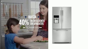 Sears Fourth of July Event TV Spot, 'Electrodomésticos' [Spanish] - Thumbnail 5