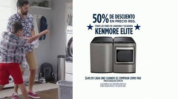 Sears Fourth of July Event TV Spot, 'Electrodomésticos' [Spanish] - Thumbnail 6