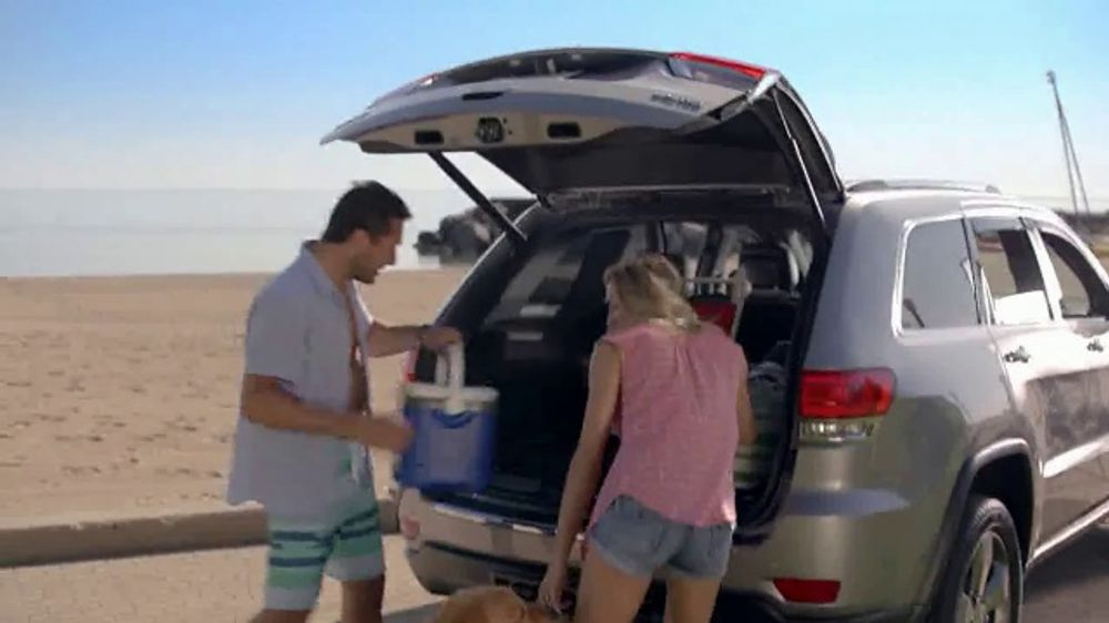 WeatherTech TV Commercial, 'Dog on the Beach'