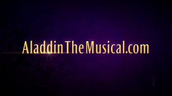 Aladdin the Musical TV Spot, 'Broadway Magic' - Thumbnail 9