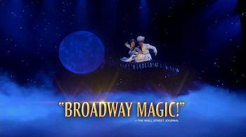 Aladdin the Musical TV Spot, 'Broadway Magic' - Thumbnail 2