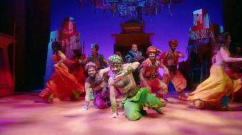 Aladdin the Musical TV Spot, 'Broadway Magic' - Thumbnail 6
