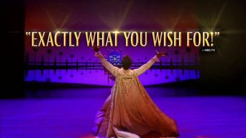 Aladdin the Musical TV Spot, 'Broadway Magic'