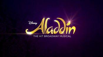 Aladdin the Musical TV Spot, 'Broadway Magic' - Thumbnail 8