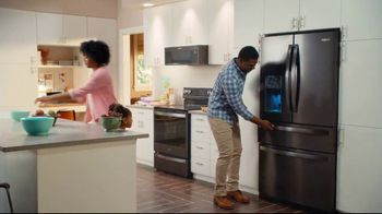 Lowe's TV Spot, 'The Moment: New Fridge: Whirlpool' - Thumbnail 9
