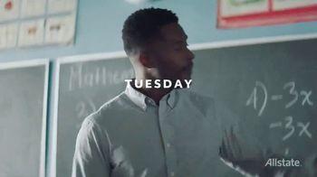 Allstate TV Spot, 'Monday Through Friday' - Thumbnail 2