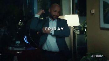 Allstate TV Spot, 'Monday Through Friday' - Thumbnail 4