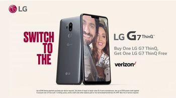 LG G7 ThinQ TV Spot, 'What's It Gonna Take: Verizon' Feat. Aubrey Plaza - Thumbnail 10