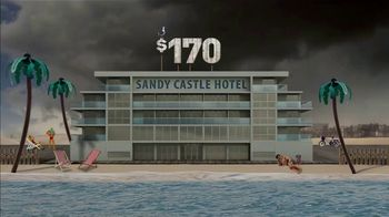 Hotwire TV Spot, 'The Hotwire Effect: Beach' - Thumbnail 1