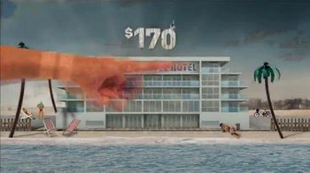 Hotwire TV Spot, 'The Hotwire Effect: Beach' - Thumbnail 6