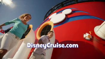 Disney Cruise Line TV Spot, 'Once Upon a Time: Abigail' - Thumbnail 10
