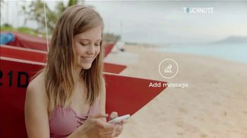 TouchNote App TV Spot, 'Bring Your World Together' - Thumbnail 7