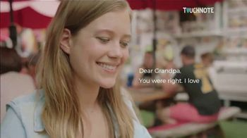 TouchNote App TV Spot, 'Bring Your World Together' - Thumbnail 8