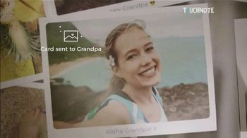TouchNote App TV Spot, 'Bring Your World Together' - Thumbnail 9