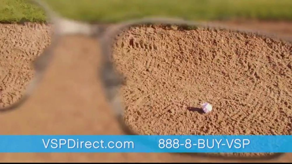 VSP Individual Vision Plans TV Commercial, 'Retirement: Golf'