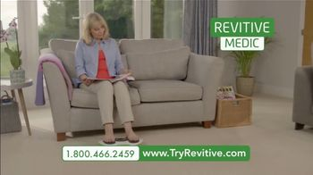 Revitive Medic Circulation Booster TV Spot, 'Drug-Free Relief' - Thumbnail 2