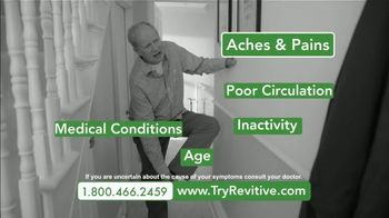 Revitive Medic Circulation Booster TV Spot, 'Drug-Free Relief' - Thumbnail 4