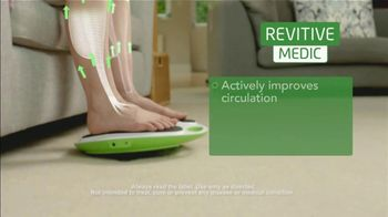Revitive Medic Circulation Booster TV Spot, 'Drug-Free Relief' - Thumbnail 5