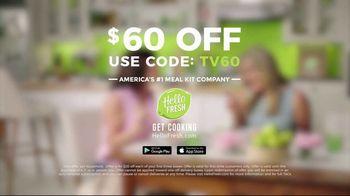 HelloFresh TV Spot, 'Dana and Schanena: $60 Off' - Thumbnail 10