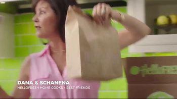 HelloFresh TV Spot, 'Dana and Schanena: $60 Off' - Thumbnail 2