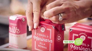 HelloFresh TV Spot, 'Dana and Schanena: $60 Off' - Thumbnail 4