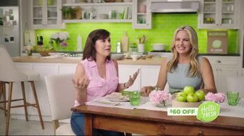 HelloFresh TV Spot, 'Dana and Schanena: $60 Off' - Thumbnail 8