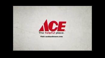 ACE Hardware Labor Day BOGO Sale TV Spot, 'Paints and Stains' - Thumbnail 9