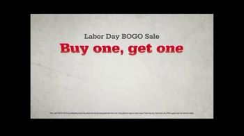 ACE Hardware Labor Day BOGO Sale TV Spot, 'Paints and Stains' - Thumbnail 7