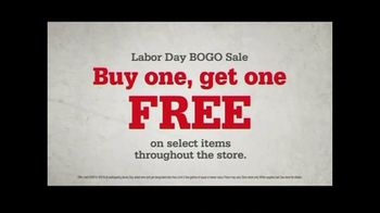 ACE Hardware Labor Day BOGO Sale TV Spot, 'Paints and Stains' - Thumbnail 8