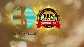 Ideal Conceal Instant Body Enhancer TV Spot, 'The Model Secret' - Thumbnail 8