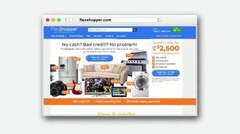 FlexShopper.com TV Spot, 'A Whole New Way to Shop' - Thumbnail 2