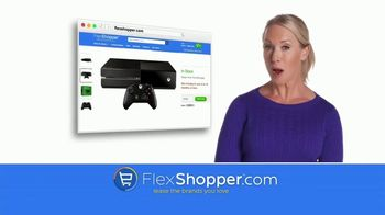 FlexShopper.com TV Spot, \'A Whole New Way to Shop\'