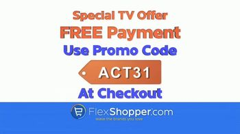 FlexShopper.com TV Spot, 'A Whole New Way to Shop' - Thumbnail 9
