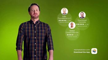 HomeAdvisor TV Spot, \'Start With HomeAdvisor\'