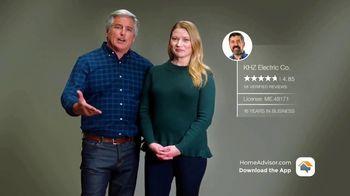 HomeAdvisor TV Spot, 'Start With HomeAdvisor' - Thumbnail 7