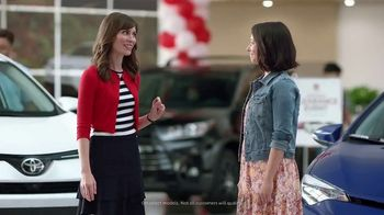 Toyota National Clearance Event TV Spot, 'Could Be Yours' [T2] - 356 commercial airings