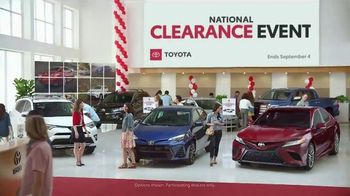 Toyota National Clearance Event TV Spot, 'Could Be Yours' [T2] - Thumbnail 1
