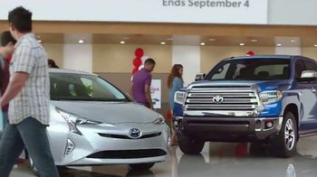 Toyota National Clearance Event TV Spot, 'Could Be Yours' [T2] - Thumbnail 3