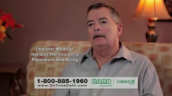 Liberator Medical Supply, Inc. TV Spot, 'Catheters: JR'
