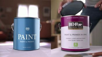 BEHR Paint Labor Day Savings TV Spot, 'Just One' - Thumbnail 2