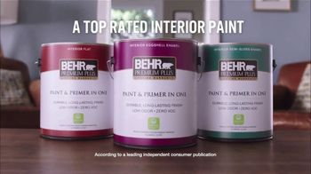 BEHR Paint Labor Day Savings TV Spot, 'Just One' - Thumbnail 8