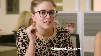 GlassesUSA.com Labor Day Sale TV Spot, 'New Pair Online' - Thumbnail 3