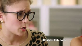 GlassesUSA.com Labor Day Sale TV Spot, 'New Pair Online' - Thumbnail 5